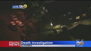 Man, Woman Found Dead At Alhambra Apartment Complex, Suspect In Custody