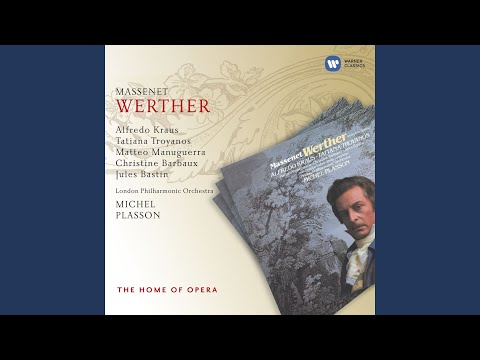 Werther, Act 4 Tableau 2: