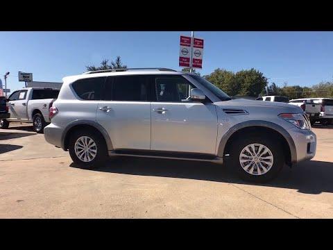 2017 Nissan Armada Pryor, Broken Arrow, Tulsa, Oklahoma City, Wichita, OK B1750