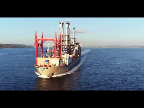 Karadeniz Powership Yasin Bey Çanakkale Boğazı Geçişi   Dardanelles Strait Crossing