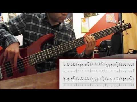 Ska-p - Se acabó - (Bass cover/tab)