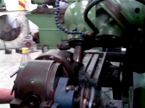 Cutting Helical Gears Youtube