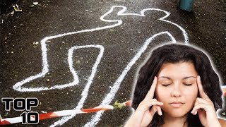 Top 10 Scary Mysteries Solved By Psychics