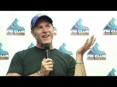 John Maclean at Tri Club of San Diego