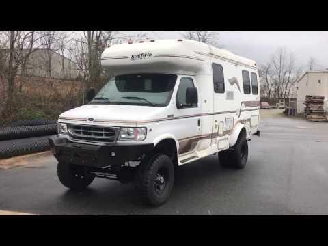 Смотрите сегодня 2002 Diesel Revcon Trailblazer 4x4 RV видео новости