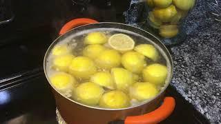 Making Lemon Water 🍋🍋