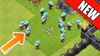 Clash of Clans - OMG THIS PLAYER HAS 60+ ICE WIZARDS!