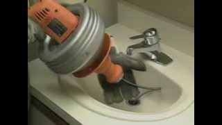 Super Vee   How to Clear Clogged Drains   How To Video