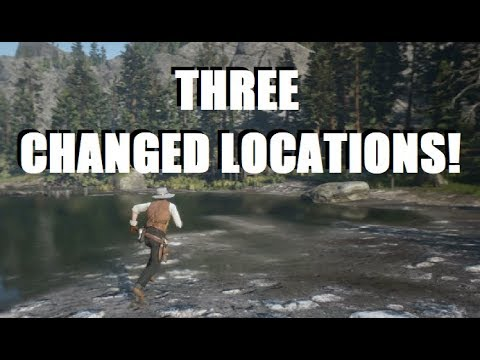 Three Locations that are A LOT DIFFERENT in Red Dead Redemption 2 then in the Original RDR! thumbnail
