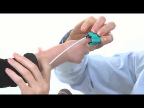 Nonin 8000AA/8000AP Pulse Ox Finger Clip Sensor: Use