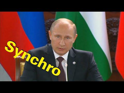 Putin feiert Geburtstag | YOU FM Synchro mit Coldmirror