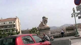 マルセイユ・サン・シャルル駅の改札を出る20060616 Marseille