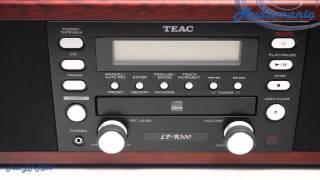Виниловый проигрыватель Teac LP R 500