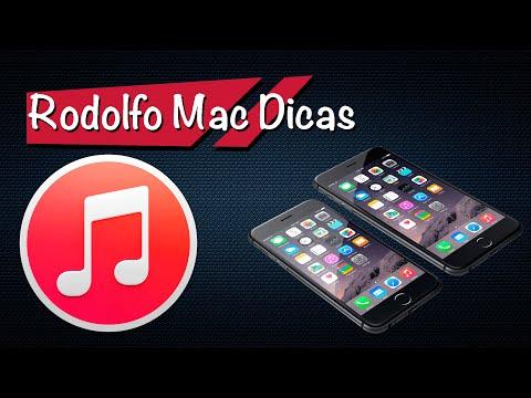 Colocar toques no iPhone (ringtones)