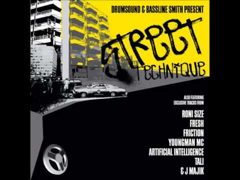 Crossfire (Danger) (Friction & K Tee Remix) - Drumsound and Bassline Smith