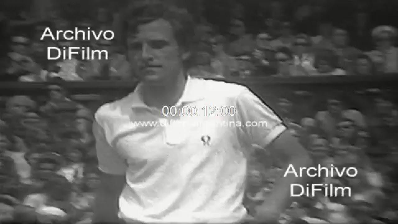 Di Stan Smith vs Jan Kodes Wimbledon Championships 1972