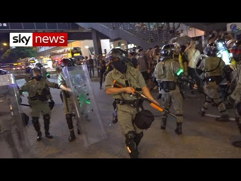 BREAKING NEWS: Activists gearing up for fresh Hong Kong protests