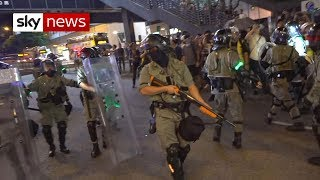 Activists gearing up for fresh Hong Kong protests