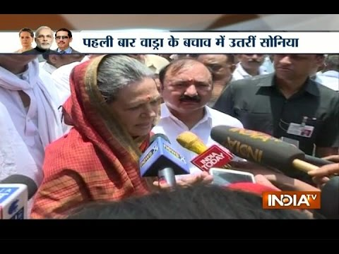 Sonia Gandhi Dubs Prime Minister Narendra Modi as 'Shahenshah'