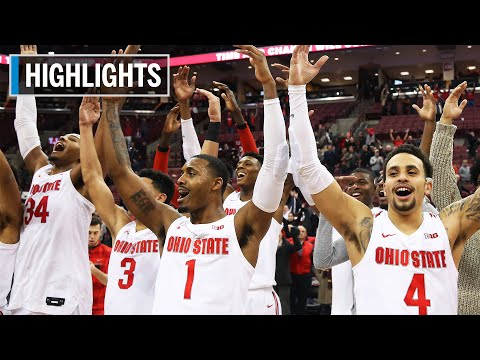 Highlights: Wesson Scores 15 Points In Win | Purdue Fort Wayne At Ohio State | Nov. 22, 2019