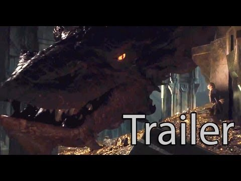 The Hobbit: The Desolation of Smaug Trailer Official HD