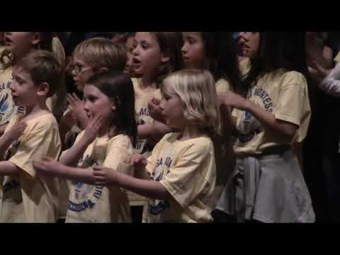 Hermosa Montessori School Choir Concert 2018