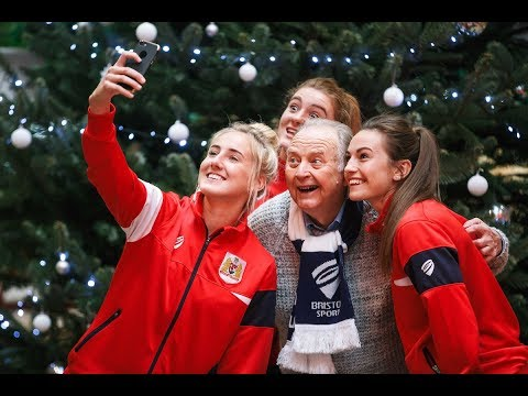 Community: Foundation's #ChristmasPresence fair spreads festive cheer