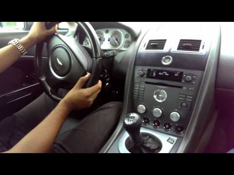 2006 Aston Martin Vantage V8 - Test Drive and Walk-around