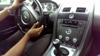 2006 Aston Martin Vantage V8 - Test Drive and Walk-around