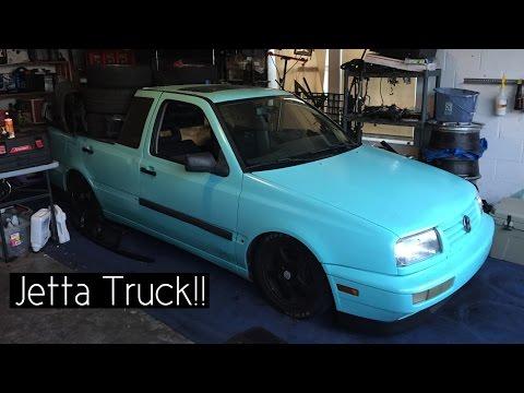 Jetta Truck and Mk3 BBQ!