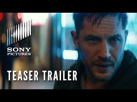 Venom  Teaser Trailer Dublado