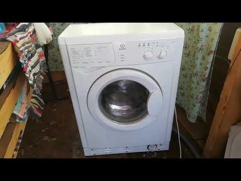Почему нельзя покупать б/у стиральную машину INDESIT. Why Not Buy A Used Washing Machine INDESIT