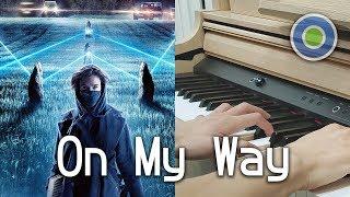 On My Way 鋼琴版 (主唱: Alan Walker, Sabrina Carpenter & Farruko)