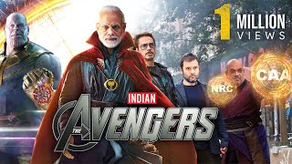 Lockdown With Indian Avengers | Hindi Short Film 2020 | Ali Brothers