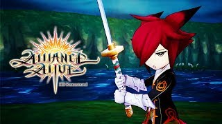 The Alliance Alive HD Remastered - Official Trailer   Gamescom 2019