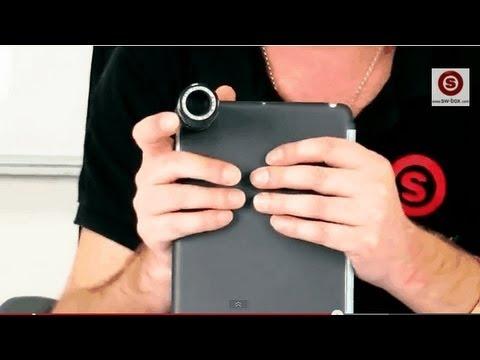 12X Zoom Magnifier Camera Telephoto Lens For iPad Mini