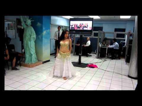 Bellydancing/Ballet at Zoni