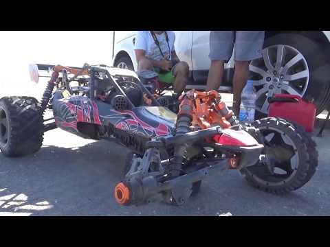 KING MOTOR BAJA 5B KM002 30.5cc + HPI Baja 5B SS 23cc | ## FUN RUN ## | Dec.22.2017 - Friday