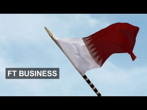 Lionel Barber on Qatar's investments