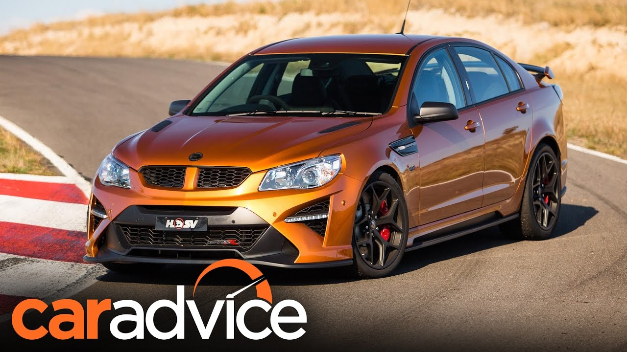 2017 HSV GTSR W1 — Australia's 636hp muscle car review | CarAdvice