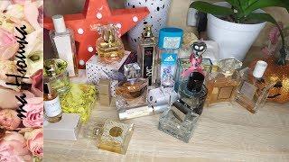 Коллекция ароматов 1 мои ароматы мои фавориты