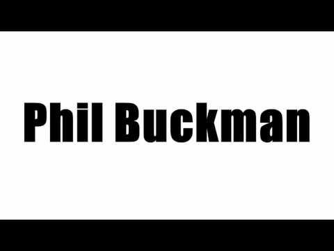 Phil Buckman