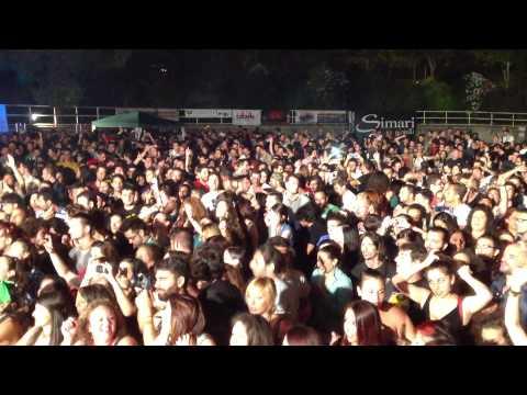 EMAN w/Rebeldia Band - DAMMI DA BERE Live @ Unical (Cs)