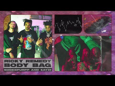 Ricky Remedy – Body Bag ft. Smokepurpp & Zay27
