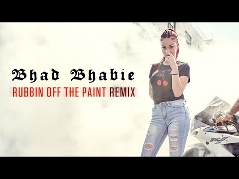 "Danielle Bregoli is BHAD BHABIE ""Rubbin Off The Paint"" REMIX"