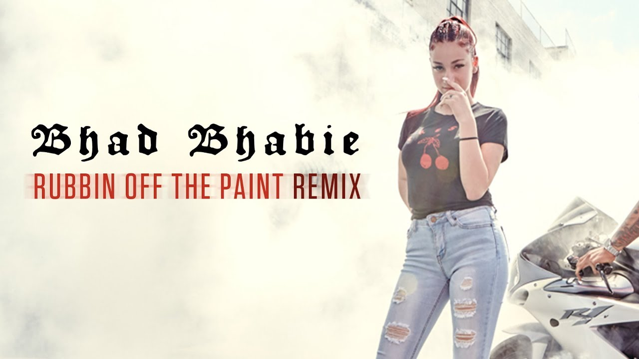 Danielle Bregoli is BHAD BHABIE 'Rubbin Off The Paint' REMIX