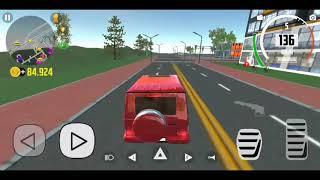 """Car simulator 2 - Обзор и максимальная скорость Ламборджини""""Венера"""" и обзор на этот автомобиль."""