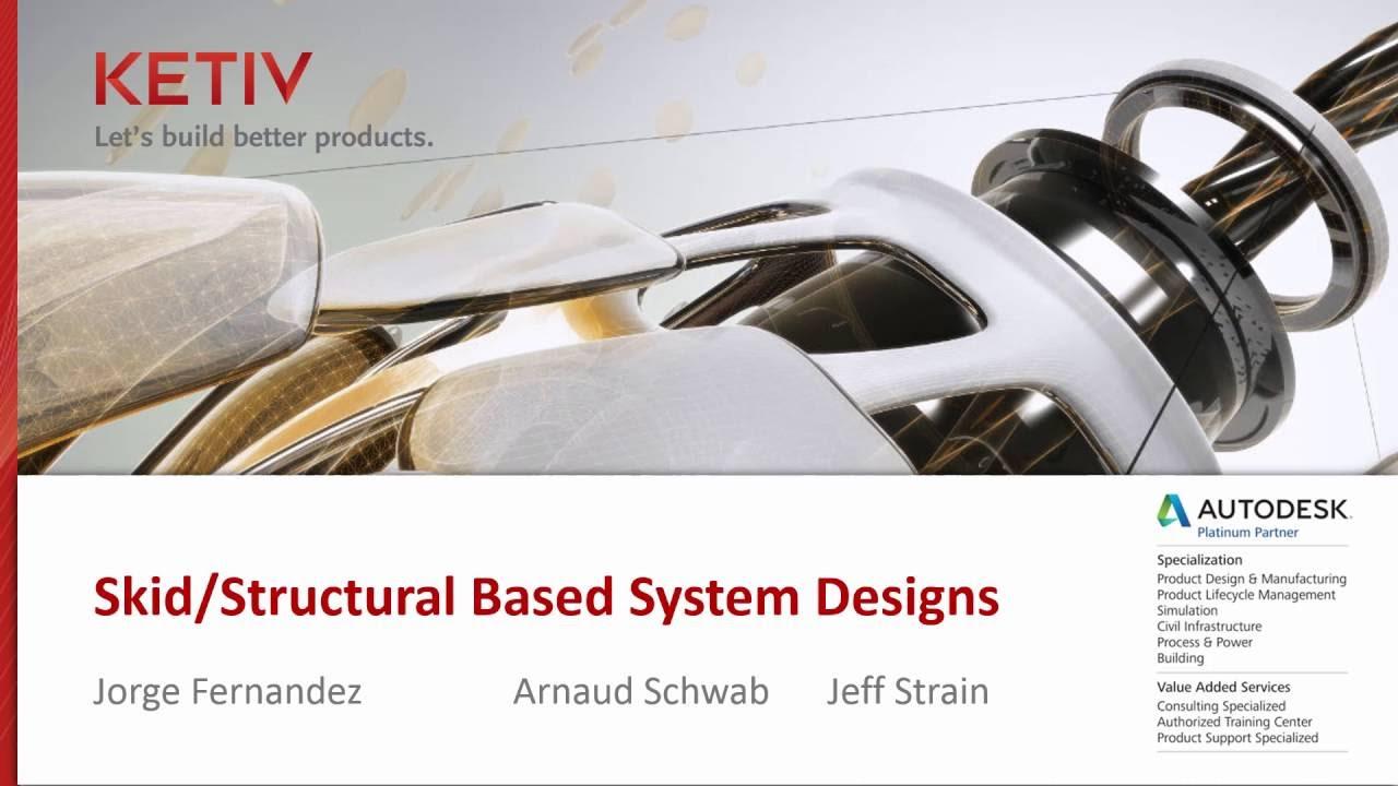 Design & Document Skid Based Processing Equipment Webcast