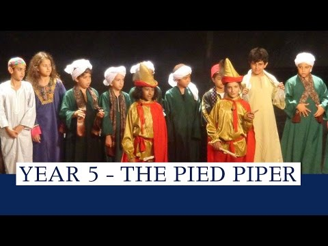 Year 5 Production - Pied Piper