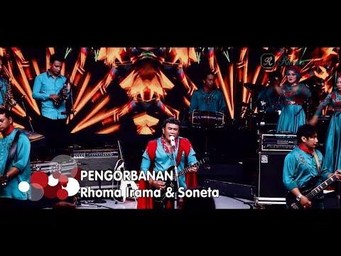 RHOMA IRAMA & SONETA GROUP - PENGORBANAN (LIVE)